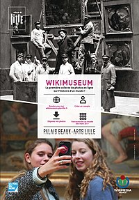 WikiMuseum Affiche PBALille sept.2016.jpg