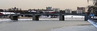 Novospassky Bridge - Novospassky Bridge