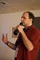 Wikimania 2009 - Pablo Deymonnaz - Genealogy.jpg
