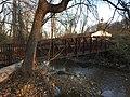 Wilcoxon Park 1st footbridge 2020.jpg