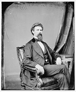 Iowa's 3rd congressional district - Image: William G Donnan