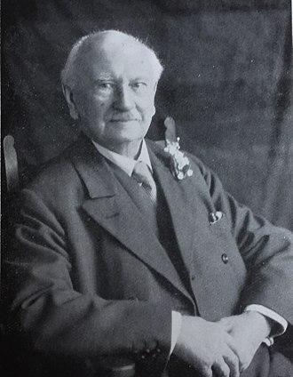 William Morton (theatre manager) - William Morton, age 96