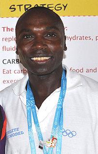 Wilson Kipketer Danish former middle distance runner (born 1972)