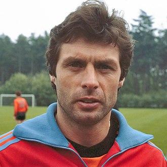 Wim Suurbier - Wim Suurbier in 1978