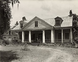 Gerard Brandon - Windy Hill Manor, by Frances Benjamin Johnston, 1938.