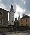 Wohnhaus Türme der Kirchen.jpg