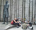 Wolfe Tone statue, St. Stephen's Green - geograph.org.uk - 1444253.jpg