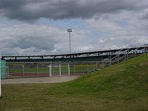 VfL-Stadion am Elsterweg - Image: Wolfsburg Vf L Stadion 2