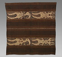 Tapis Indonesian Weaving Style Wikipedia