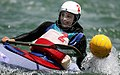 Women's canoe polo tournament, Iran - 17 June 2006 21.jpg