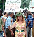 Women protestor with sign- Miami Beach, Florida.jpg