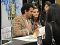 WonderCon 2011 - Immortals director Tarsem Singh signs for fans (5593341835).jpg