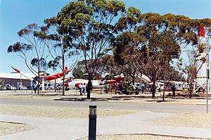 Woomera, South Australia - Missile Park, RAAF Woomera Heritage Centre