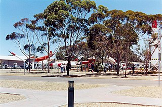 Woomera, South Australia Town in South Australia