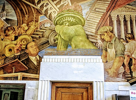 List of United States post office murals - Wikiwand