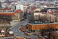 Wrocław - widok z wieży kościoła św. Elżbiety 2015-12-25 12-41-30.JPG