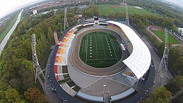 Wroclaw Olympic Stadium aerial photograph 2017 P03.jpg