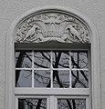 Wuppertal, Hammersteiner Allee 22, Stuckrelief.jpg
