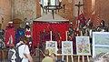 Wystawa średniowiecznych eksponatów w remontowanym kościele pw.Św. Ducha. - panoramio.jpg