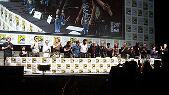 X-Men: Days of Future Past - The cast of X-Men: Days of Future Past at the 2013 San Diego Comic-Con International