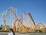 X overview - Six Flags Magic Mountain.jpg