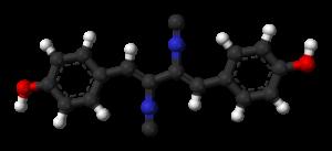 Xantocillin - Image: Xantocillin from xtal 3D balls