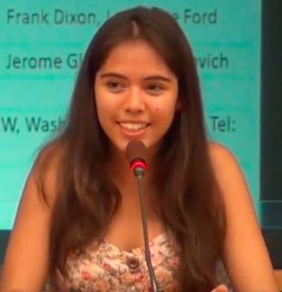 Xiye Bastida Indigenous Mexican youth climate activist