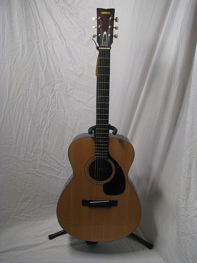 Yamaha Acoustic Guitar Nz