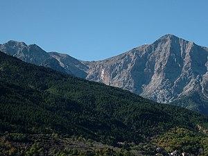 Achaea - Mount Aroania or Chelmos.