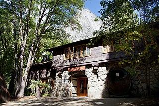 Yosemite Village Historic District United States historic place