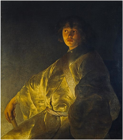 File:Young Man in a Yellow Robe c1630-1631 Jan Lievens.jpg