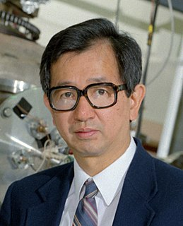 Yuan T. Lee Taiwanese chemist