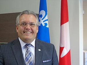 Yves St-Denis - Image: Yves St Denis, député d'Argenteuil pour la 41e législature
