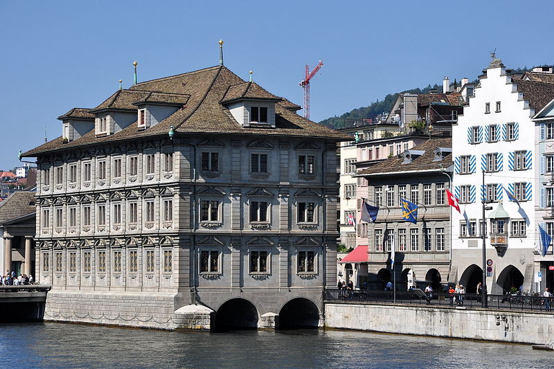 File:Zürich - Quaibrücke - Münsterbrücke-Haue-Rathaus IMG 4426.jpg