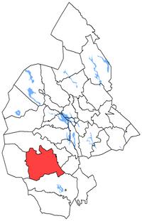 Hede landskommunHede kommune i Jämtlands amt