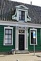 Zaandijk, Lagedijk 48 - RM40102 deur.JPG