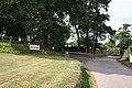 Zeal Monachorum, entrance to Burstone Manor - geograph.org.uk - 216452.jpg