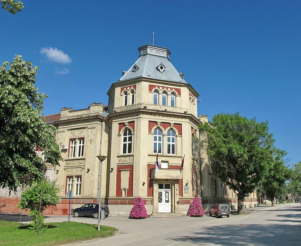 Zgrada opštine, Veliko Gradište