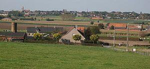 Tielt - Image: Zicht op Tielt Tielt België