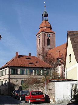 Zirndorfer Kirche 2