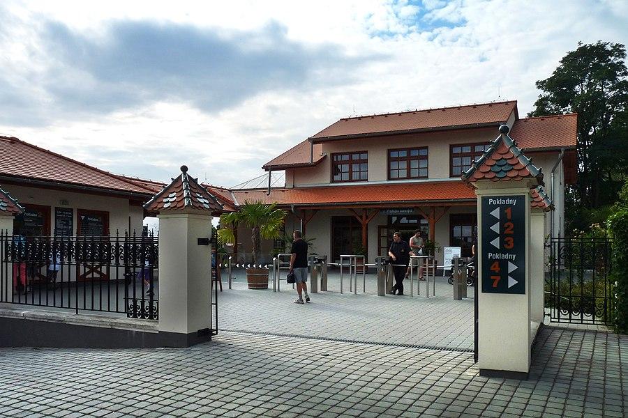 Zlín-Lešná Zoo