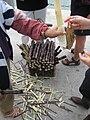 Zuckerrohrkauf Sanya 20090107.jpg