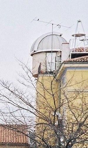 Višnjan Observatory - Image: Zvjezdarnica Visnjan 300x 500