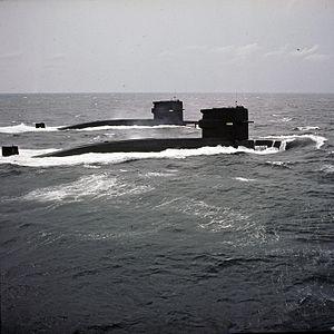 Zwaardvis-class submarine - Image: Zwaardvis class submarines