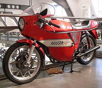 Aix-les-Bains Circuit du Lac - MV Agusta 350