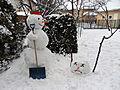 'Calvin and Hobbes'-style snowmen 1a.JPG