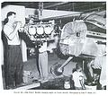 (1955) Fig.191 Pilot Paul J. Bradley changing engine on Cessna aircraft.jpg