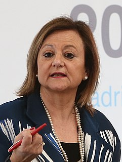 Cristina Gallach Current Secretary of State for Foreign Affairs of Spain and former United Nations official