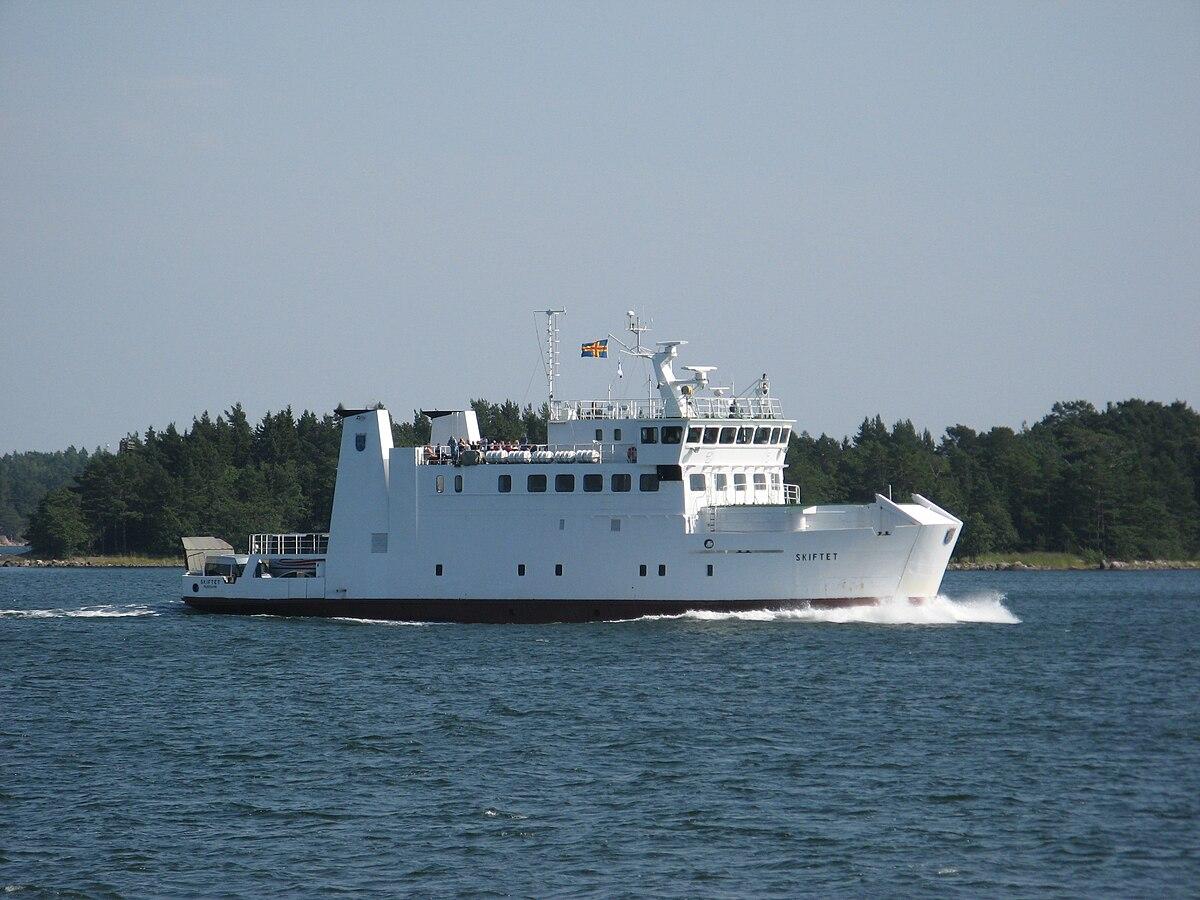 Random Island Ferry Vocm