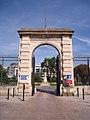 École Vétérinaire de Maisons-Alfort, Entrance Gate.jpg